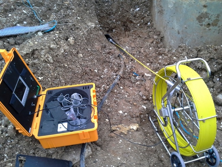 CCTV surveys by Clear Flow Drainage, Thanet